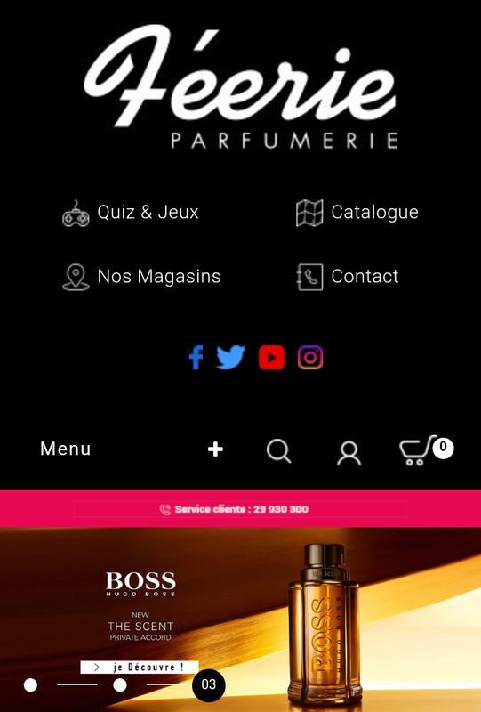 Féerie Tunisie para Android - APK Baixar 7da56cb0e6a1