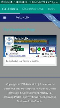 Felix Holix screenshot 5