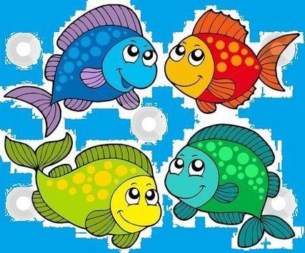 لعبة صيد السمك لعبة  Fishing Game screenshot 1