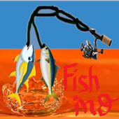 Fishing game for fishers icon