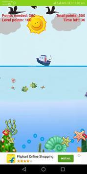 Fishing game for fishers screenshot 1