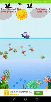 Fishing game for fishers screenshot 2