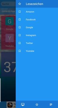 Foce Browser screenshot 2