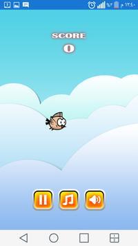 Flappy Twit screenshot 1