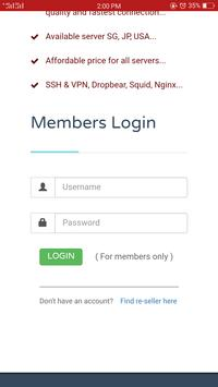 FREE SSH SSL PANEL for Android - APK Download