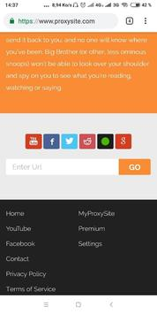 Free Web Proxy for Android - APK Download