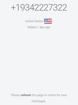 Free US number screenshot 3