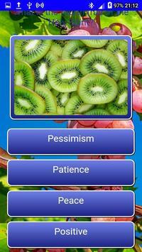 Fruits of the Spirit LCNZ Bible Quiz screenshot 5