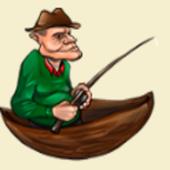 Sea Fishing Game For Kids Free icon