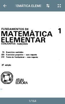 Fundamentos Da Matemática Elementar screenshot 1