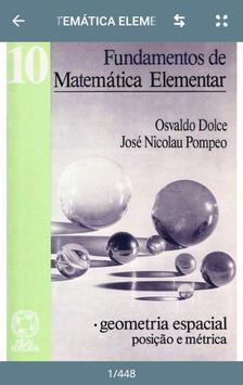Fundamentos Da Matemática Elementar screenshot 3