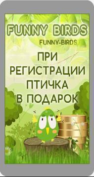 Funny Birds заработок screenshot 10