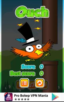 Flappy The Furious Bird screenshot 1