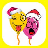Galaxy kids Balloon fly Up Fun  Kids game 2019 icon
