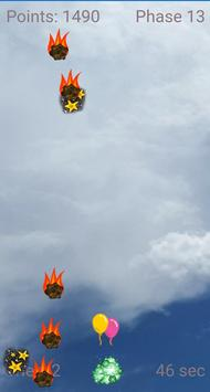 Galaxy kids Balloon fly Up Fun  Kids game 2019 screenshot 2