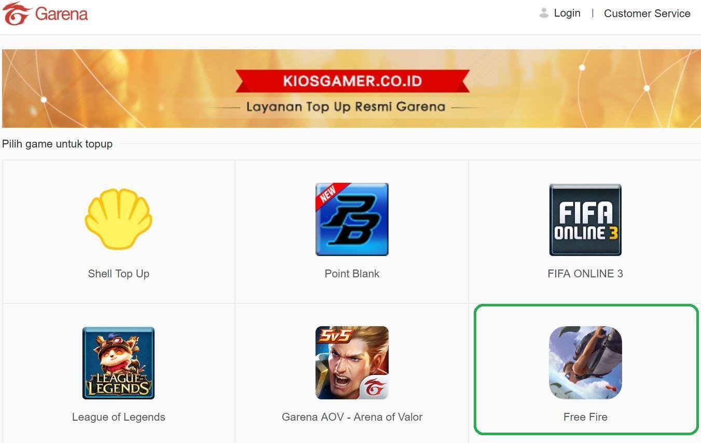 garena top up center - KIOS GAME LITE for Android - APK Download