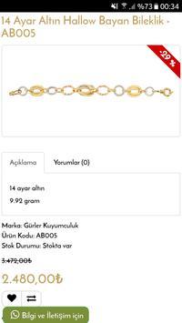 Gurler Jewelery screenshot 4