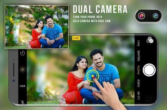 HD Portrait Camera تصوير الشاشة 3
