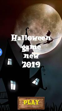 Halloween game new 2019 poster
