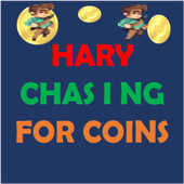 Harry Chasing for Coins-Level-1 icon