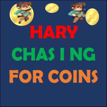 Harry Chasing for Coins-Level-1 screenshot 2