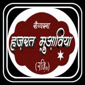 Hazrat Muawia Hindi Book icon