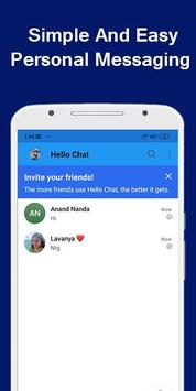 Hello Chat - India's First Chat And Video Calling screenshot 2