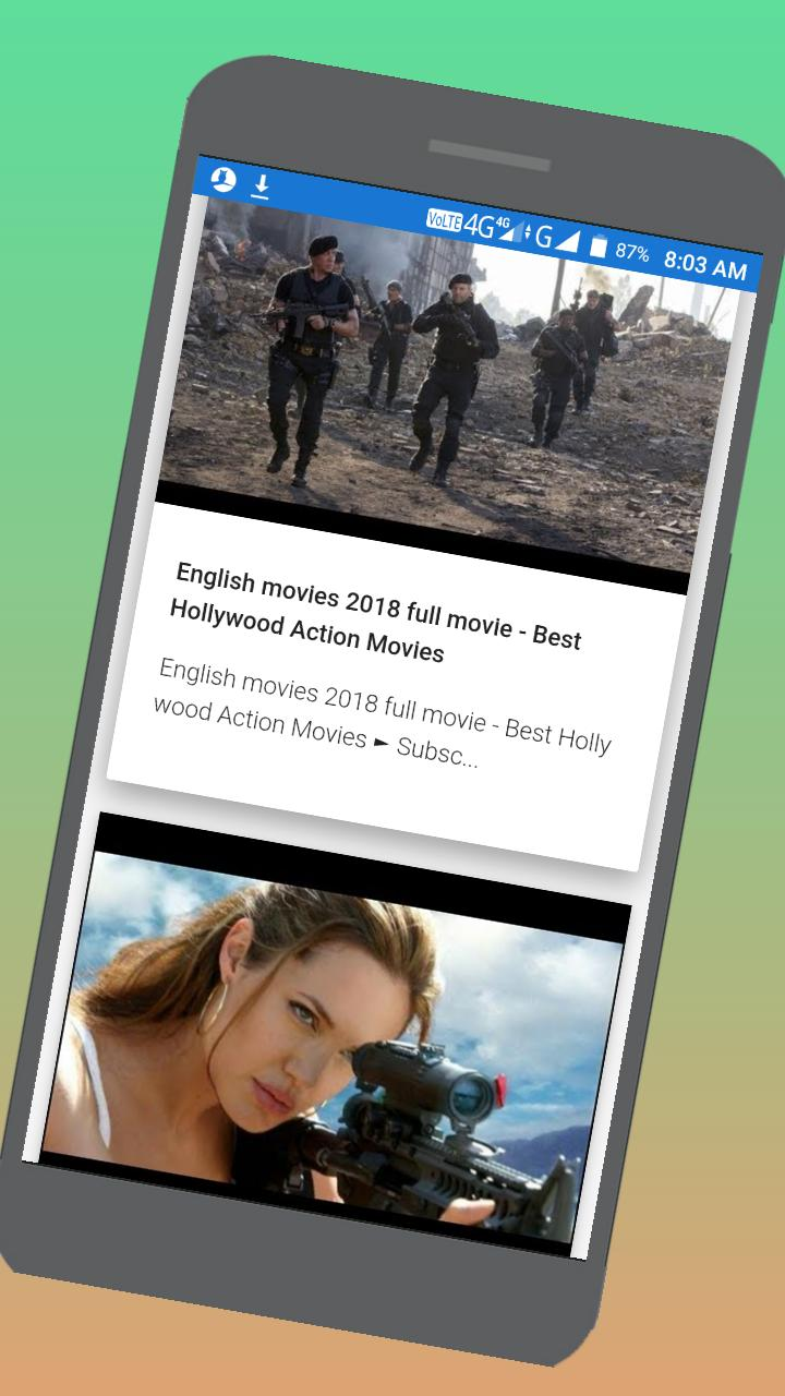 Hollywood Movies HD for Android - APK Download