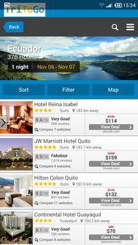 Hotels Ecuador by tritogo.com poster