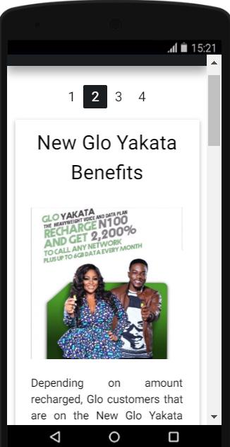 How to Maximize Glo New Yakata Plan for Android - APK Download