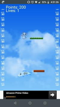 Jumping japak cat screenshot 1