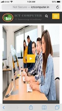 ICT Computer screenshot 1