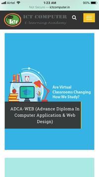 ICT Computer screenshot 2