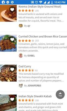 INDIAN FOOD RECIPE screenshot 3
