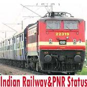 Indian Railway Status Live Train icon