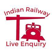 Indian Railway Train Live Status Full Enquiry icon