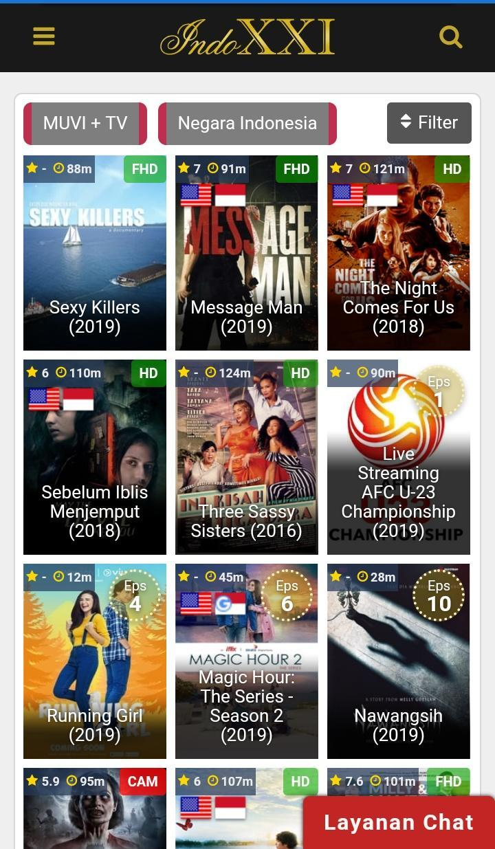 Indoxxi Nonton Download Movie For Android Apk Download