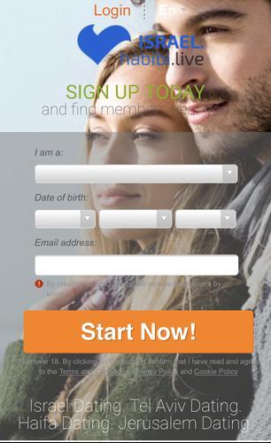 Online dating Tel Aviv
