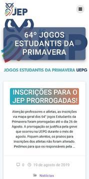 JEP UEPG poster