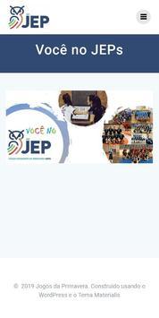 JEP UEPG screenshot 1