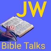 JW Bible Talks icon
