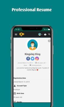 Jobsite Nigeria - Find Unlimited Jobs screenshot 5