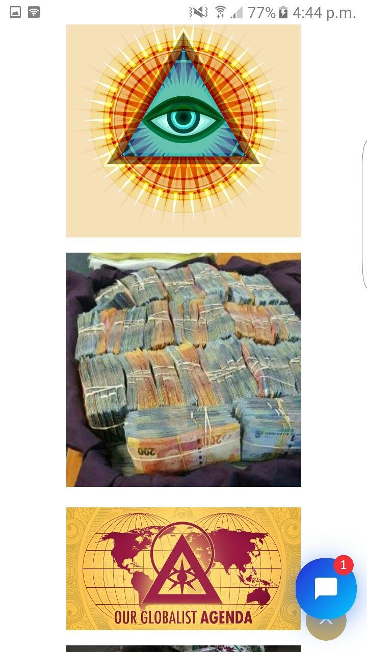 Join Illuminati 666 At The Fee Of 200 Usd for Android - APK