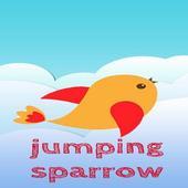 Jumpingsparrow icon