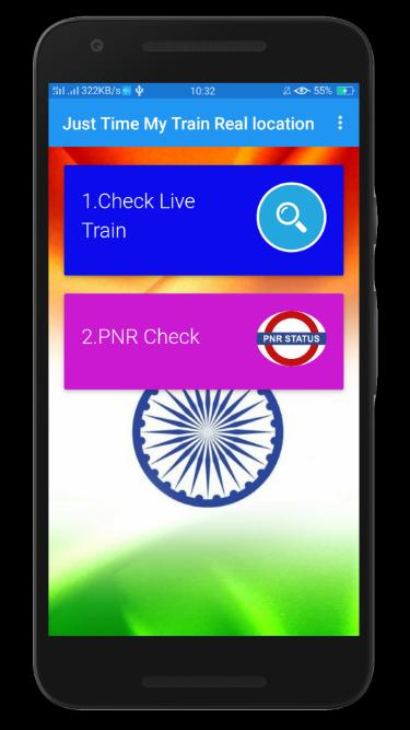 Live Train India : Where is My Live Train Status for Android