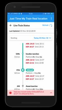 Live Train India : Where is My Live Train Status for Android - APK