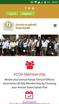 KCOA screenshot 1