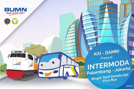 KAI - Tiket Kereta Api Indonesia screenshot 1