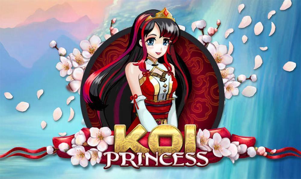 koi princess slot free