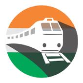Live Indian Train icon